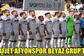 AFJET AFYONSPOR BEYAZ GRUP'TA MÜCADELE EDECEK !!