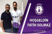 Fatih Selimhan Solmaz Afjet Afyonspor'da..