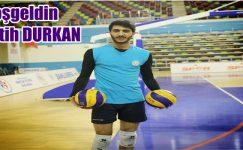 Fetih Durkan Afyon Voleybol takımımızda !!