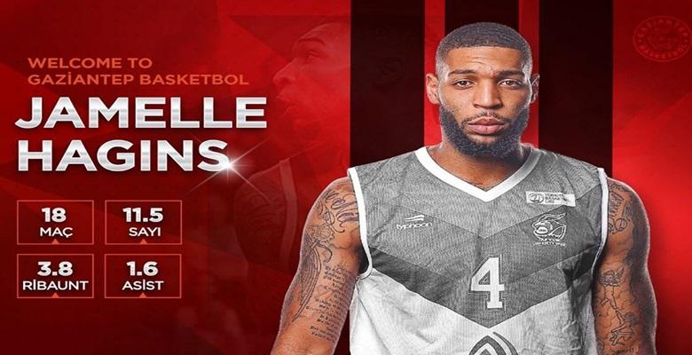 Jamelle Hagins, Gaziantep Basketbol'a transfer oldu !!