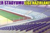 Zafer Stadyumu Lige Hazırlanıyor !!