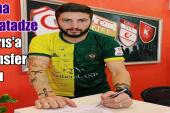 Toma Tabatadze, Mağusa Türk Gücü'ne transfer oldu !!