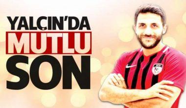 Samsunspor'da Yalçın Kılınç transferi tamam !!