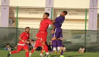 Afjet Afyonspor, Serikspor'u 4 gol ile geçti !!