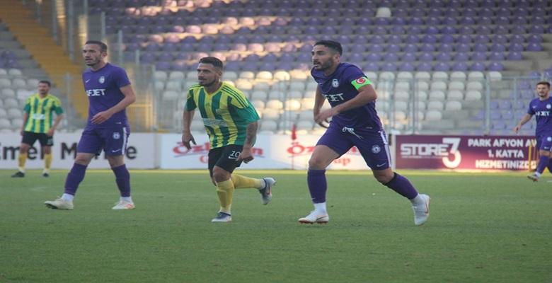 Afjet Afyonspor : 2 – 0 Osmaniyespor [ Hazırlık Karşılaşması ]