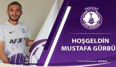 Kaleci Mustafa Gürbüz, Afjet Afyonspor'da !!