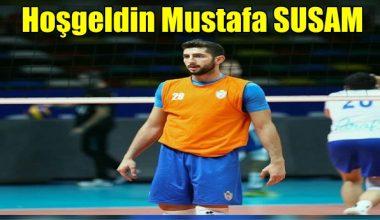 Mustafa SUSAM, takımımıza Hoşgeldin !!