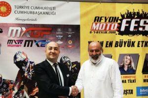 DÜNYA MOTOKROS ŞAMPİYONASINA AFYON'DAN SPONSOR !!