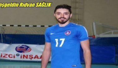 Rıdvan SAĞLIK Afyon Voleybol takımımızda !!