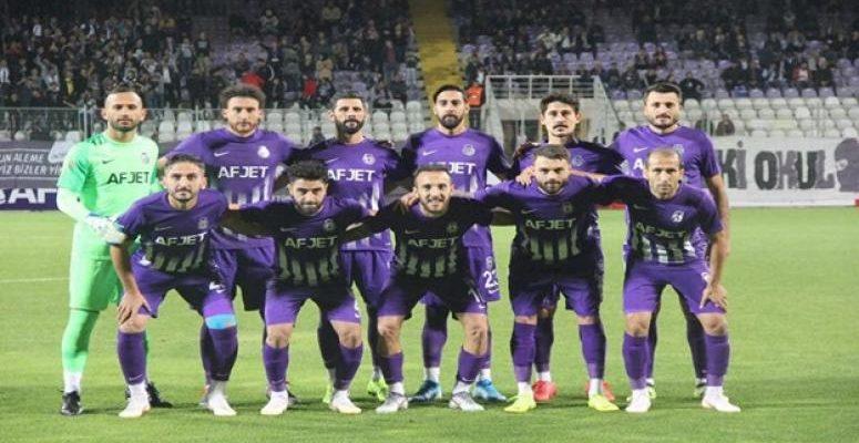 Afjet Afyonspor : 2  – Başkent Akademi: 0 – Harikasınız !!