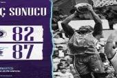 Afyon Basketbol takımımız Bahçeşehir'i mağlup etti !!