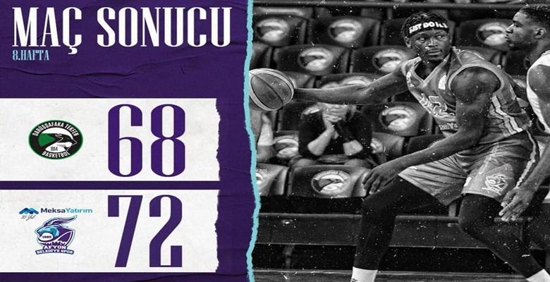 Afyon Basketbol takımımız Daçka'yı mağlup etti