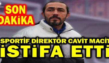 CEVAT MACİT AFJET AFYONSPOR'DAN AYRILDI